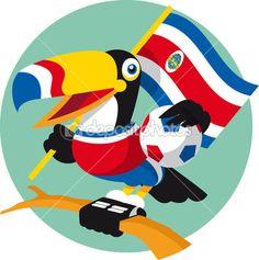 Costa Rica Mundial Brasil 2014