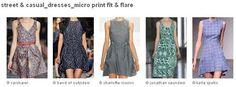 women's seasonal trend forecast f/w 2012-13 new ren dress