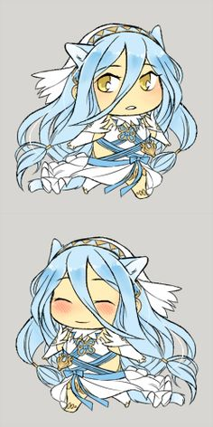 Fire Emblem: If/Fates - Aqua