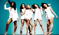 I got Fifth Harmony!   You are sooo BO$$ and sooo deserve to be in this fab group. Your spunk and love for showing everyone why girls run the world make you the perfect addition. Looks like Fifth Harmony is going to become Sixth Harmony!    Which All Woman Music Group Should You Be In?