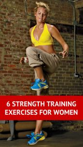 6 best strength training moves for weight loss