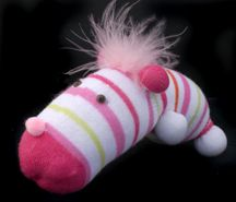 How to Make No-Sew Sock Dolls and No-Sew Sock Animals = for OCC Sooo adorable! Can't wait to do these things with Aliza :) Sock Crafts, Vbs Crafts, Cute Crafts, Sewing Crafts, Sewing Projects, Crafts For Kids, Arts And Crafts, Diy Projects To Try, Craft Projects