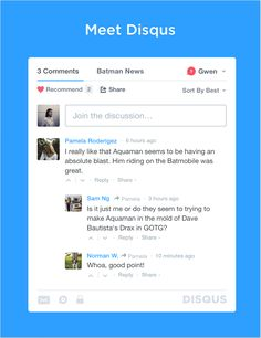 Disqus is the web's most popular comment system. Use Disqus to increase engagement, retain readers, and grow your audience. Wordpress Plugins, Wordpress Theme, Wordpress Org, Buy Youtube Subscribers, Free News, Best Web, Slogan, Ads, Website