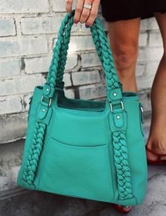 Clover, in turquoise, by epiphan!e for $185 because, duh, it's turquoise! 'Nuff said.