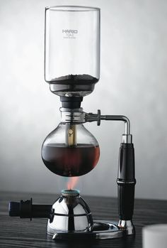 Scientific Coffee Maker