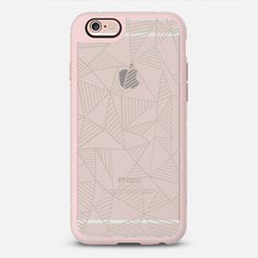 Ab Nude Lines Transparent - New Standard Case ** $10 off and free shipping with code 5UUFAR **