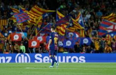 Lionel Messi, Camp Nou FC BARCELONA
