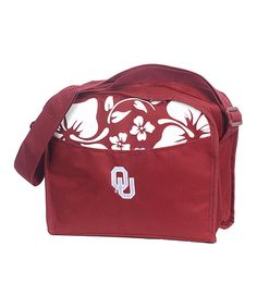 Oklahoma Sooners Cooler Bag by NCAA #zulily #zulilyfinds