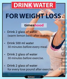 How much water you should be drinking to lose weight? Water is basic requirement to lose lots of pounds. Know how drinking water helps you to lose weight? Follow this water plan for weight lose. Easy weight loss tips.