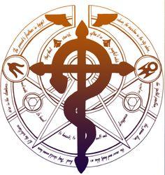 full metal alchemist simbolos - Buscar con Google