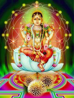 Lalita-Devi-deity-crown-chakra