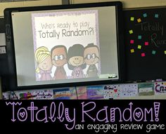 Totally Random!: A Free and Engaging Math Review Game |