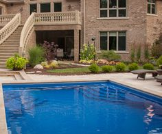 Luxury Pools And Living Ohio Columbus Oh