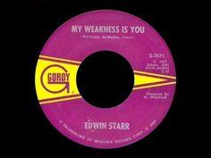 DL My Weakness is You - Edwin Star