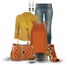 """""""Sunset Kisses"""" by chloe-813 on Polyvore"""