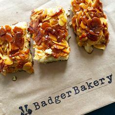 Shortbread Hawaiian Pizza, Badger, Shortbread, Baked Potato, Cheesecake, Potatoes, Baking, Ethnic Recipes, Food