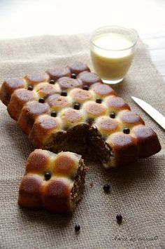 Marbré citron, chocolat et noisettes