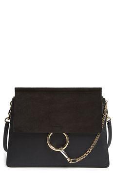 Chloé+'Medium+Fay'+Shoulder+Bag+available+at+#Nordstrom