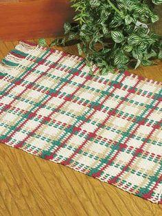 Crochet - For the Home - Crochet Rug Patterns - Highland Fling Rug - #FC00437