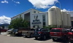 Largest Brewery in the state of Montana - Big Sky Brewing Co.  Missoula, MT