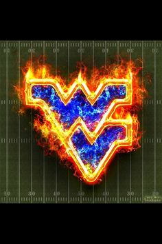 WVU foot ball field