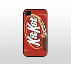 Kit Kat Candy iphone 4 cell phone case, Iphone case, Iphone case, Iphone 4 cover, i phone ca. Candy Phone Cases, Food Phone Cases, Cute Phone Cases, Iphone Phone Cases, Iphone Case Covers, Iphone 4, 4s Cases, Apple Iphone, Smartphone Iphone