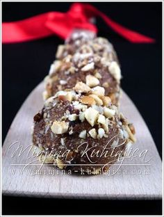 brze lesnik bombice Sweet Life, Cake Recipes, Cereal, Recipies, Deserts, Food And Drink, Cooking Recipes, Sweets, Chocolate