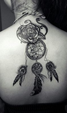 dream catcher tattoo cover up
