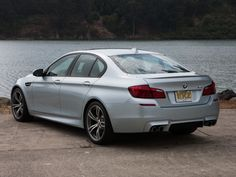 2013 BMW M5: Just a dream.
