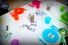 Inside Out Party Table via Loulou + Jones