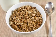 cereal mix homemade