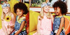 Mia Chica Spring 2013 photoshoot available at Nordstrom