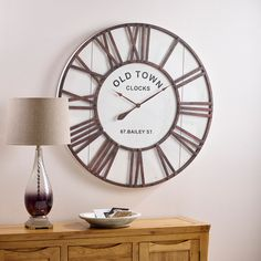 Dayton Wall Clock