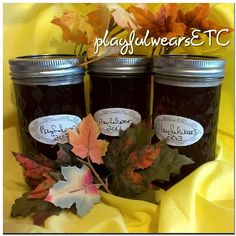 pure 100 real  raw honey 12 ounce jars by playfulwearsetc on Etsy, $6.50