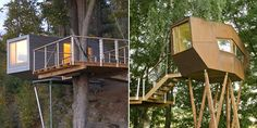 Who says Tree Houses are for kids!