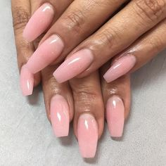 Love this set using French Pink Prizma by @ehnails :nail_care::nail_care::nail_care: