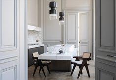 Flawless parisian perfection by Joseph Dirand. Photo: Joseph Dirand