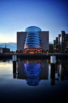 National Convention Centre, Dublin by Deborah Moynihan on 500px