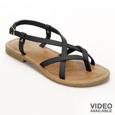 SO Thong Sandals - Women