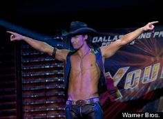 Matthew Mcconaughey Shirtless ... I will admit to wanting to see Magic Mike...