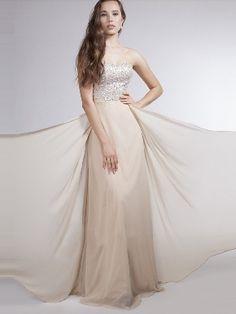 15 besten Prom Dress~ Tan/Taupe Bilder auf Pinterest   Abschlussball ...