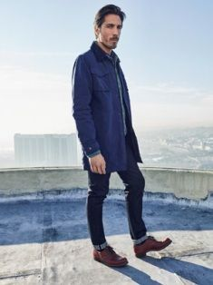 FALL WINTER 2016 WRANGLER collection @JEANSCOMMUNITY