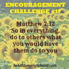 He  Holds My Right Hand: Encouragement Challenge #17:  2015 Pay It Forward ...