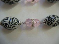 Polymer clay Workshop beads / fimo kralen
