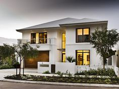 "Luxe Addition: Real Estate Review - Swanbourne. Webb and Brown-Neaves ""The Raffles"" display home."