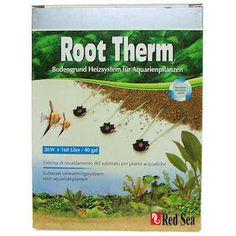 The Red Sea Root Therm Substrate Heating Cable Model 160 is the hot ticket for optimal aquarium plant growth. It is a simple and very effective way to deliver heat to the roots of your live plants so they will grow to their full potential. Fish Room, Terrarium Supplies, Hot Tickets, Plant Growth, Planted Aquarium, Red Sea, Live Plants, Roots, Cable