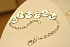 Legend of Zelda Song Bracelet - OoT MM style