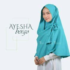 Saya menjual AYESHA BERGO Ivashijab seharga Rp107.000. Dapatkan produk ini hanya di Shopee! https://shopee.co.id/ashiqa_hijab/270448867 #ShopeeID