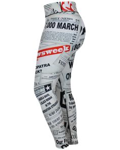 Black History tights by Brick Built. Here's one way of celebrating African American history. Made from the same quality and fabrics as most of our tights.