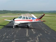1977 Beechcraft Bonanza V35B for sale in (KIRS) Sturgis, MI USA => http://www.airplanemart.com/aircraft-for-sale/Single-Engine-Piston/1976-Beechcraft-Bonanza-V35B/8872/